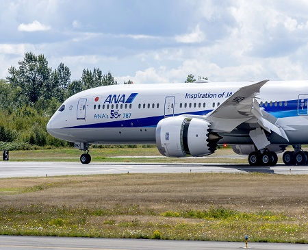Following 50th Delivery, ANA Now Operates The World's Largest Boeing 787 Fleet