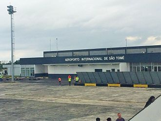 São Tomé and Príncipe international airport to undergo runway improvements