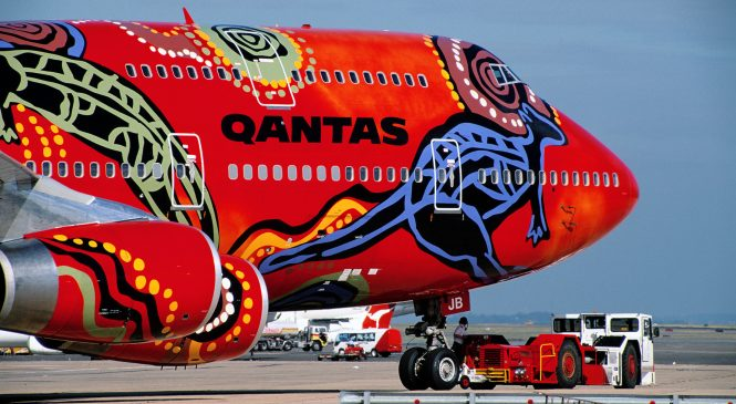 With new 787-9 Dreamliner arriving on the Sydney to San-Francisco route, Qantas finally retires 747 from US service.