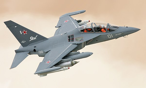 Vietnamese Air Force To Acquire 12 Yak-130 Advanced Trainers From Russia