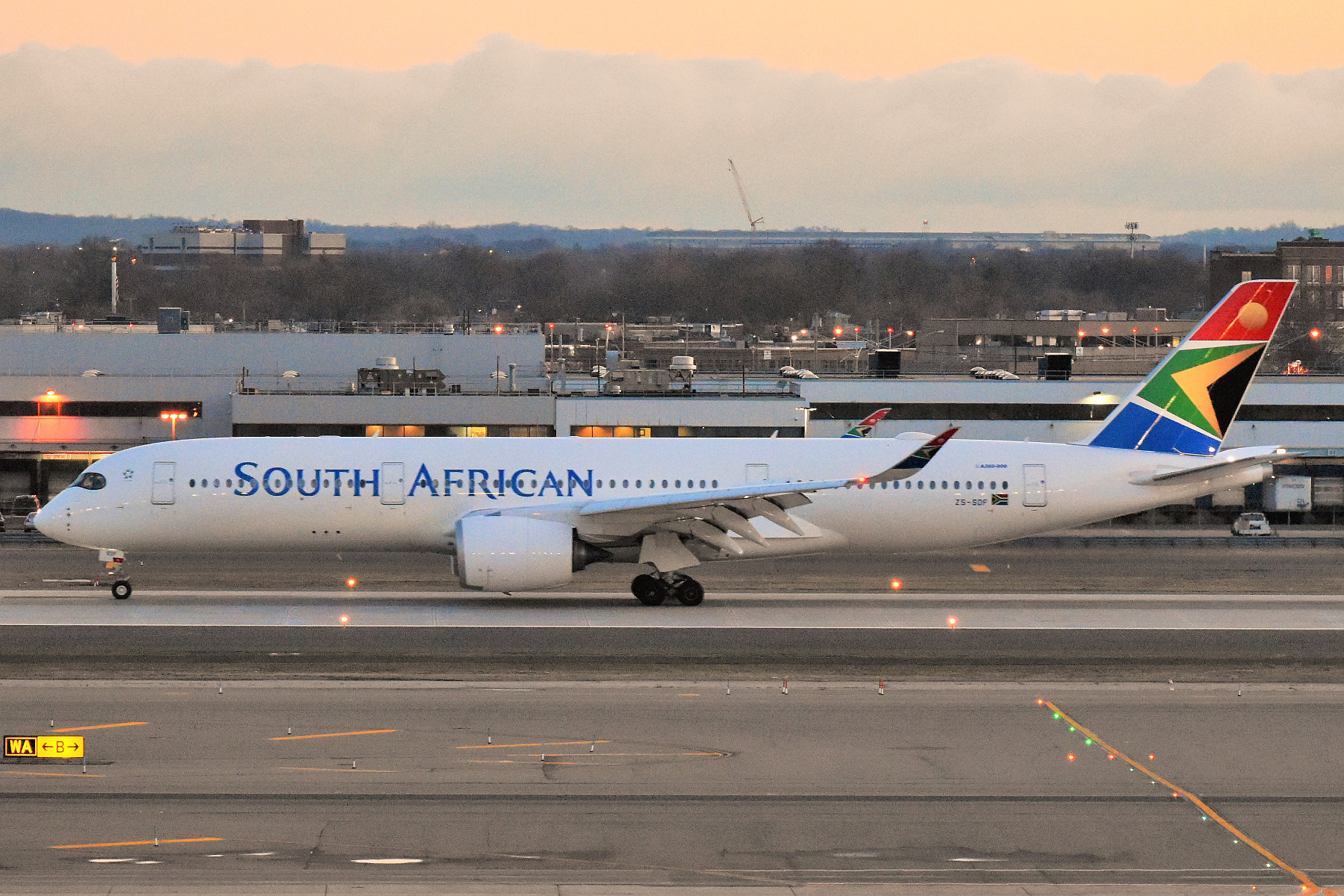 South Africa Airways Nearing Complete Liquidation