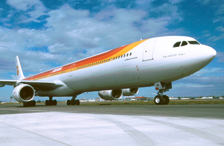Iberia To Retire Its Remaining Airbus A340-600 Aircraft