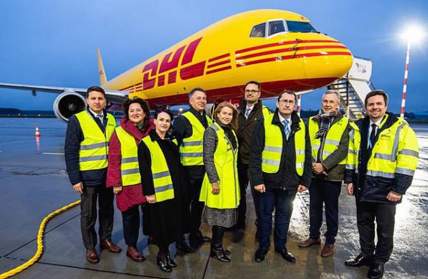 DHL Breaks Ground On New Freight Processing Facility Project At Riga Airport