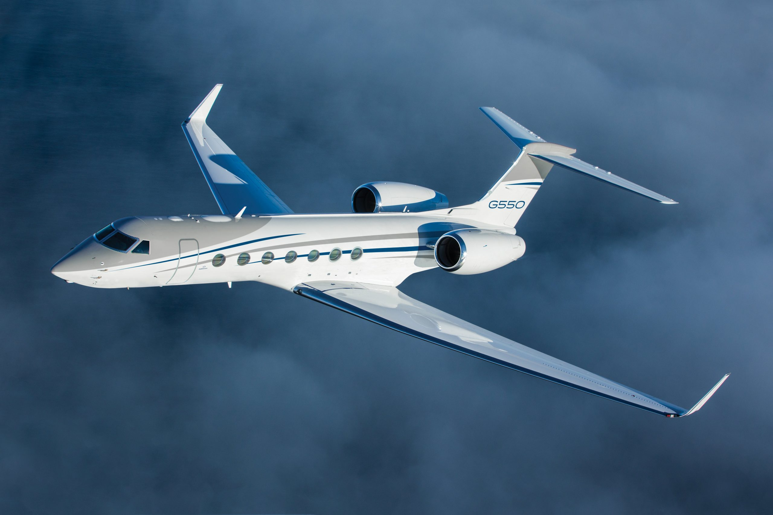 Gulfstream Corp. To Terminate G550 Program