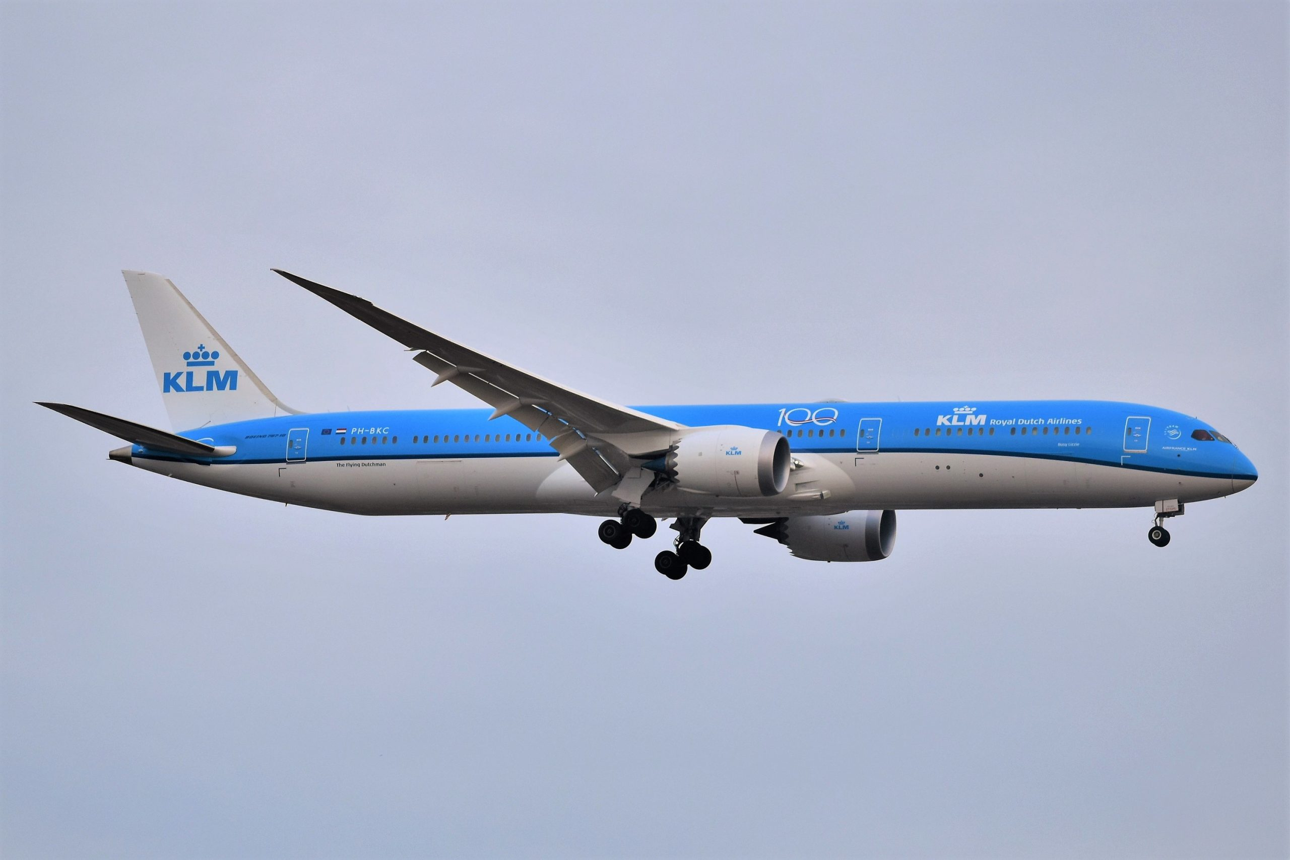 KLM To Receive 3.4 billion euros ($3.8 billion) From Dutch Government