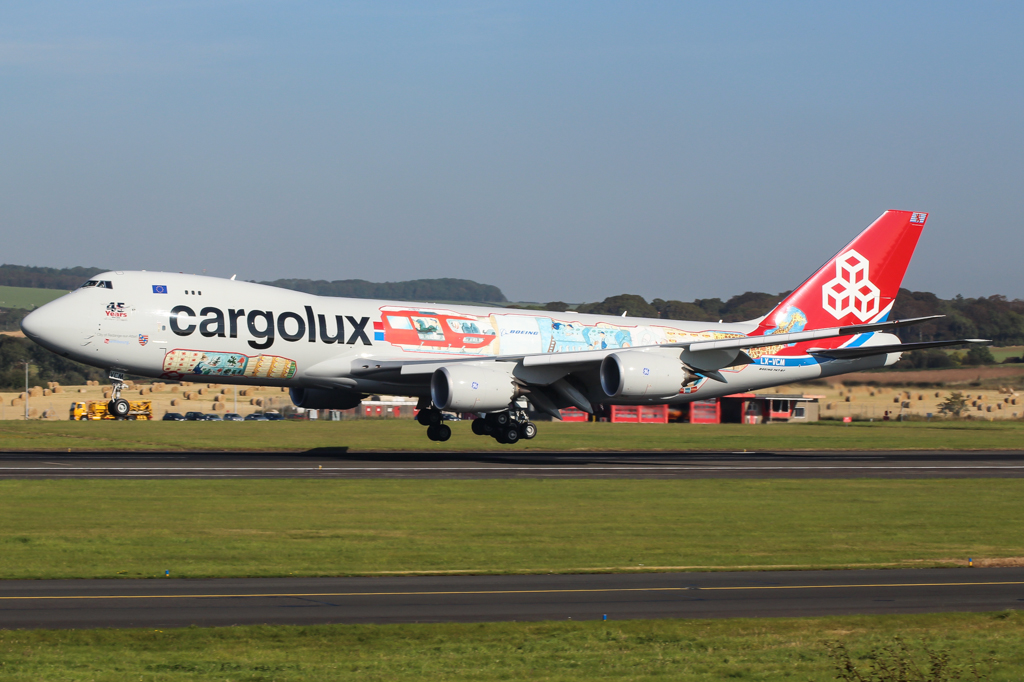 Unilode To Deploy Bluetooth Enabled ULD Tracking At Cargolux Facilities
