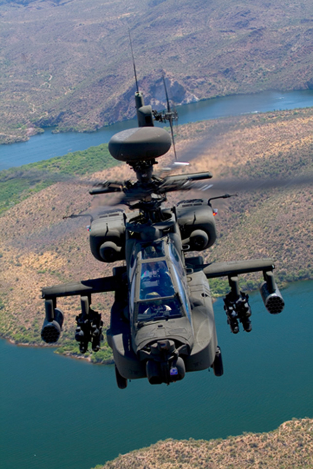 Boeing To Supply Morocco With 24 Apache AH-64E Helicopters