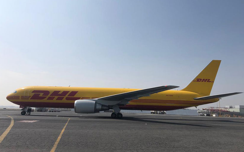DHL Leasing Two More Boeing 767 Converted Freighter From ATSG