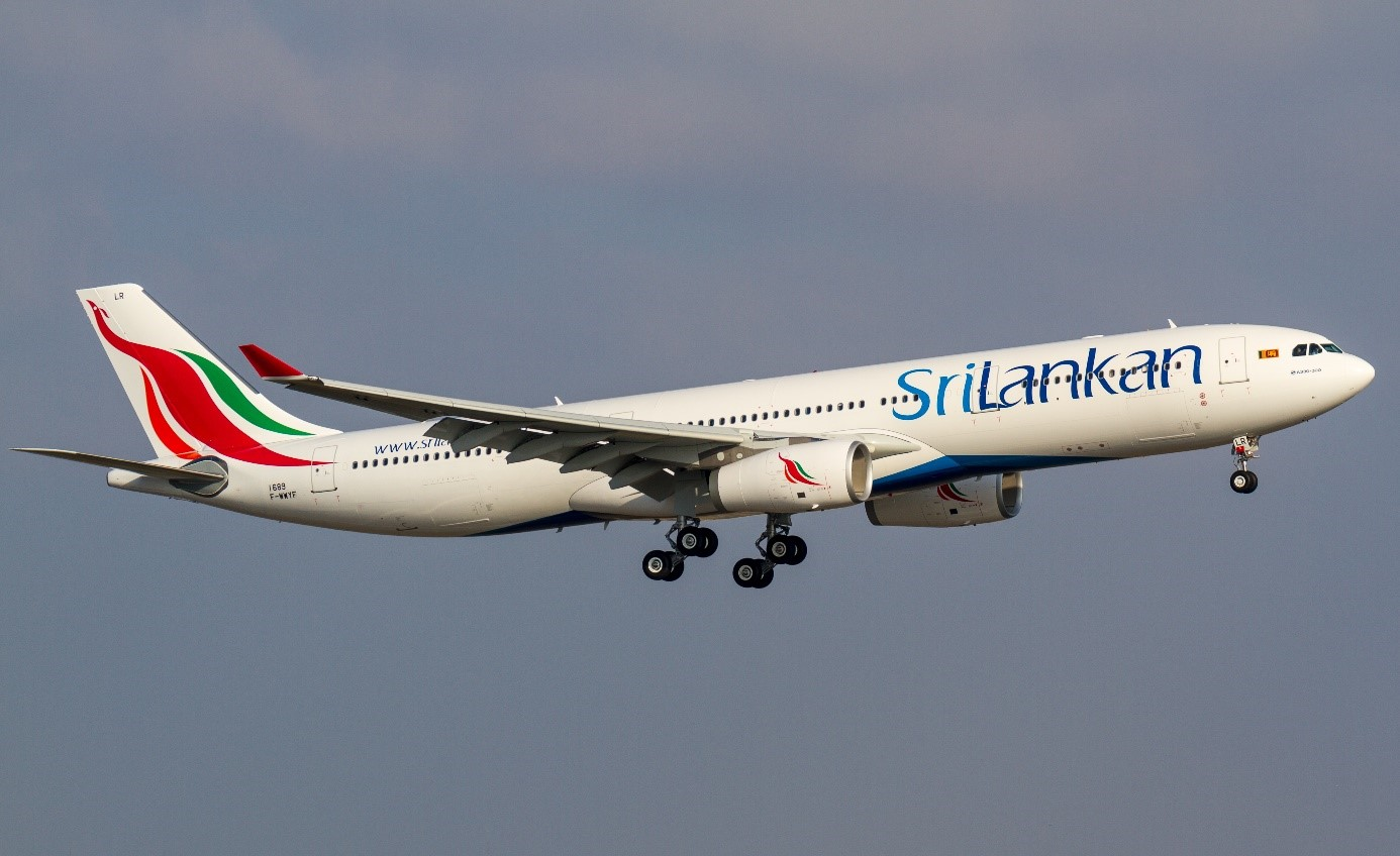With Government Help, SriLankan Airlines Is Re-Financing Its Debts To Improve Liquidity