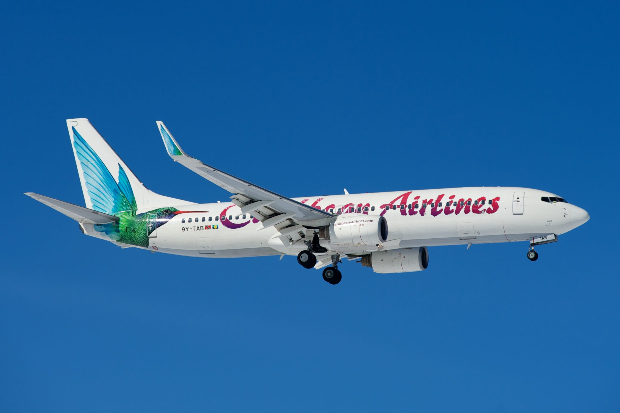 Caribbean Airlines Resumes Commercial Flights To US, Canada