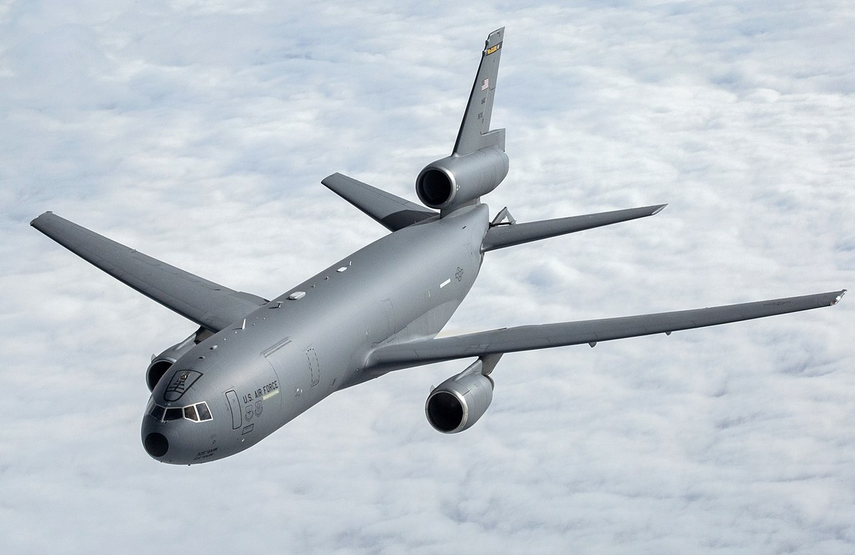 US Air Force Begins Retirement Of KC-10 Extender Tanker