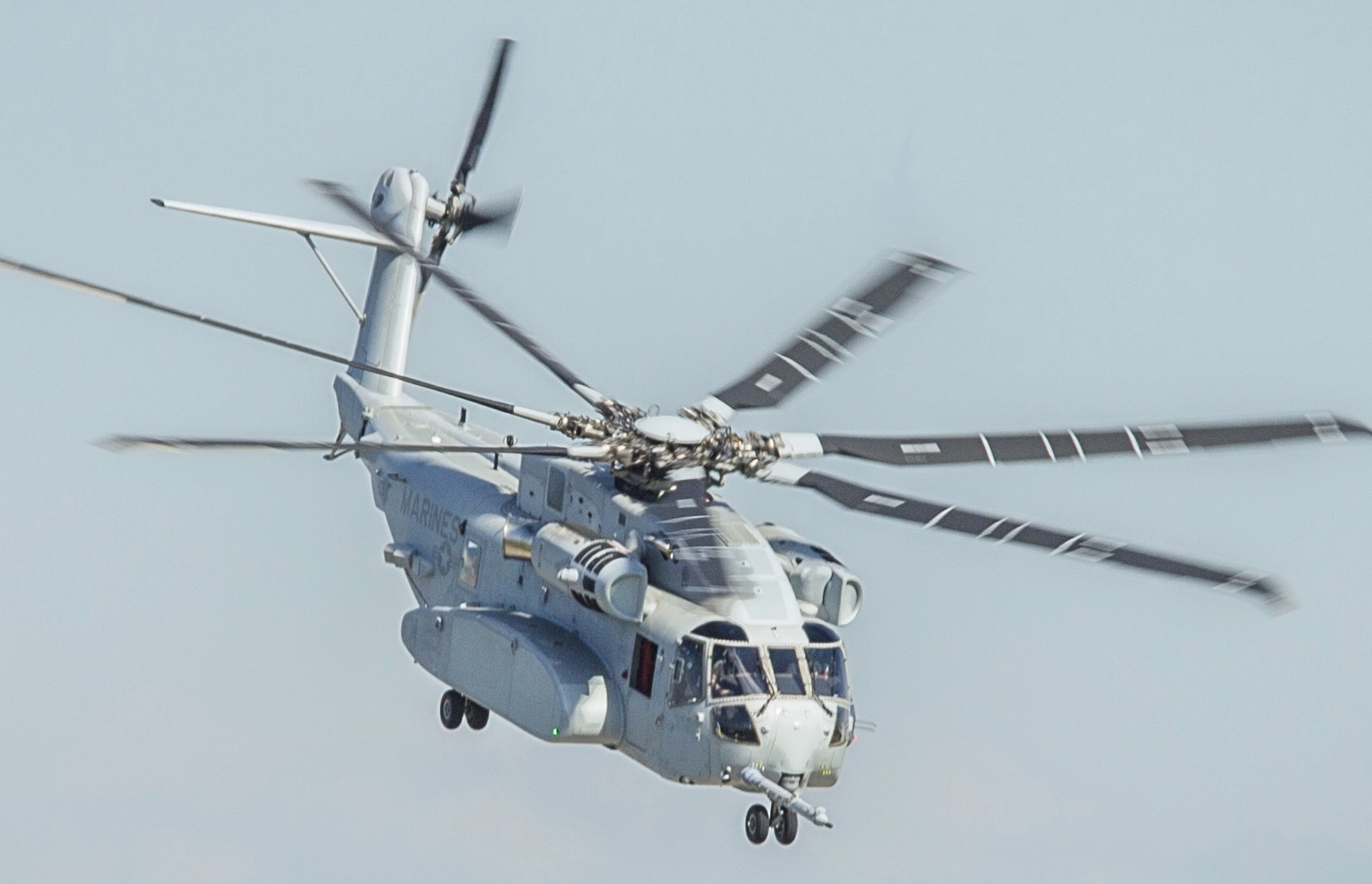 Department Of Defense Procures An Additional Six Sikorsky CH-53K King Stallion Helicopters For US Marines