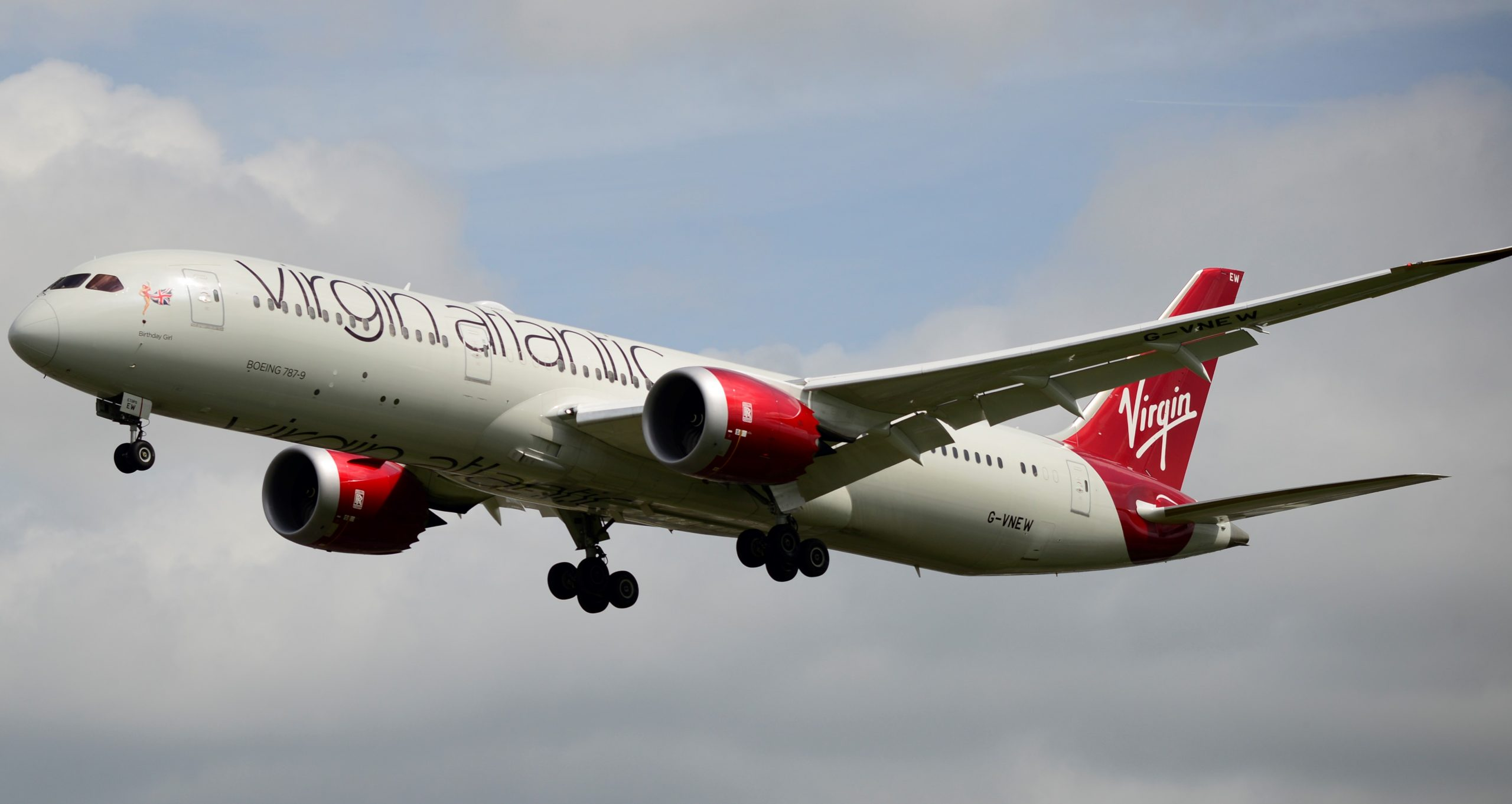 Virgin Atlantic Raises Fresh Cash On Latest Boeing 787-9 Deal