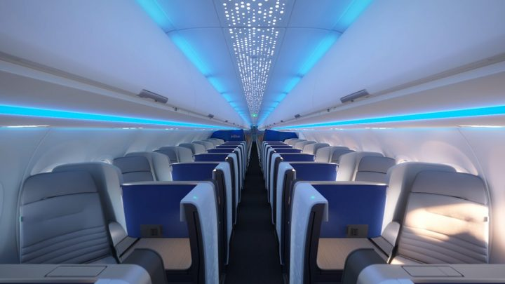 JetBlue To Begin International Transatlantic Service From JFK To London This Summer With New A321LR