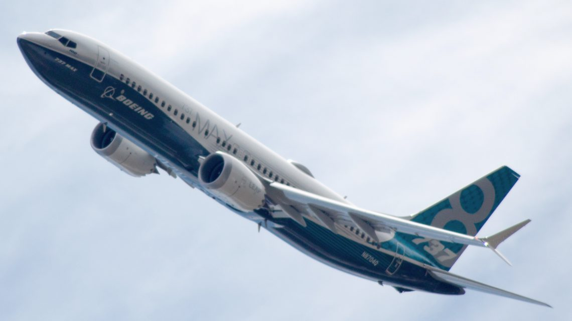 SMBC Aviation Capital Orders 14 Boeing 737 MAX 8
