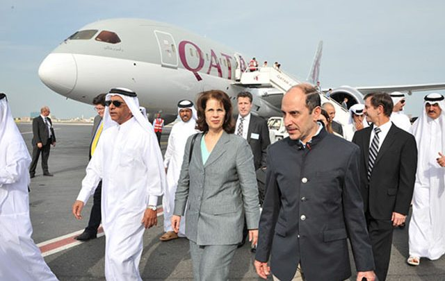 Qatar Airways To Resume Daily Flights To Sharjah With Boeing 787
